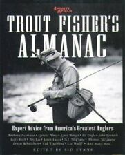 Trout Fisher's Almanac: Expert Advice from America's Greatest Anglers-ExLibrary