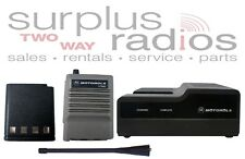 MOTOROLA HT600 2CH 4W UHF 438-470MHZ RADIO H44SVU7120CN