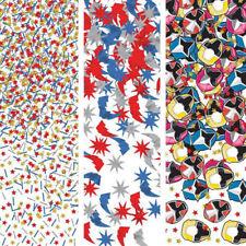 Power Rangers Ninja Birthday Party Supplies Table Confetti Decoration
