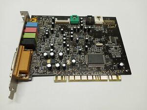 Dell Creative Sound Blaster Live! SB0200 PCI Sound Card 00R533