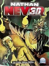 Fumetto Bonelli Editore Nathan Never n 362 La Casa Della Gioia