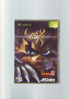 VEXX - MICROSOFT XBOX GAME / 360 COMPATIBLE - FAST POST - ORIGINAL & COMPLETE