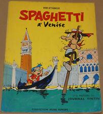 Spaghetti -5- / Spaghetti à Venise  / EO 1965 / BE