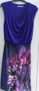 Karen Millen Purple Dress (12)