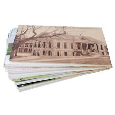 Lot of Manchester Connecticut, Cheney Bros. Postcards