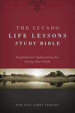 NEW - Lucado Life Lessons Study Bible : Inspirational App. for Living Your Faith