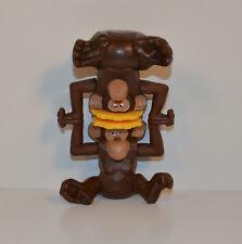 """RARE 2008 Monkey Mason & Phil 4"""" McDonald's EUROPE Action Figure Madagascar 2"""