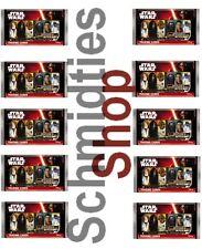 Topps Star Wars - The Force Awakens Booster - 10 x 10er-Booster (NEU 2015)