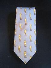 Spinelli Italian Silk Tie of Statue of David