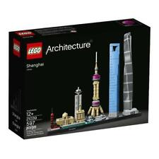 Lego Architecture Shanghai 21039-Brand New Boxed-Free UK Delivery
