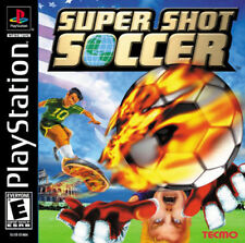 Super Shot Soccer PS New Play station