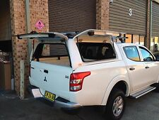 Mitsubishi Triton Canopy MQ Dual Cab Ute Canopy 2015 – CURRENT Lift Up DOORS