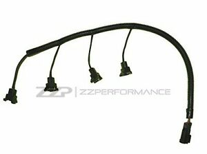 ZZPerformance LSJ 2.0 EV1 Fuel Injector Upgrade Adaptor Harness Cobalt SS Ion