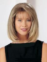 Natural Brown Blonde Straight Short Hair Wigs Short Women's Fashion Wig