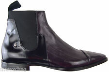 $960 Cesare Paciotti Eel Ankle Boots US 10 Italian Designer Shoes