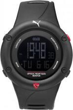 Orologio Cardiofrequenzimetro PUMA OPTICAL CARDIAC PU911291001 Silicone Nero