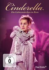 Cinderella - Ein Liebesmärchen in Rom DVD Neu und Originalverpackt