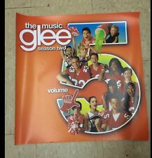 "Glee The Music Season 2 Volume 5 Promotional Poster Approx 24"" By 24"" Gleek"