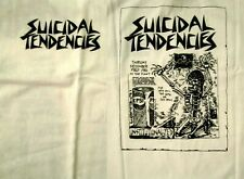 SUICIDAL TENDENCIES cd lgo INSTITUTIONALIZED Official SHIRT 2XL New still cyco