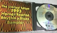 The Limited Edition 1993 Warner Sampler Promo Rare 2 Cd Set / Prince Maze Biz