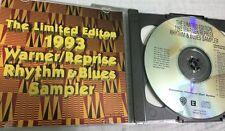 The Limited Edition 1993 Warner Sampler Promo Rare 2 Cd Set / Prince Maze Biz