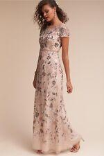 Adrianna Papell Cecelia Dress Size 14 NEW BHLDN MSRP: $460