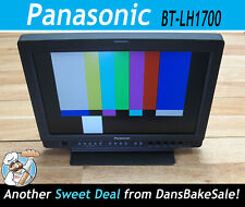 "Panasonic BT-1700WP 17"" Widescreen LCD Broadcast Monitor with Stand - NTSC/PAL"