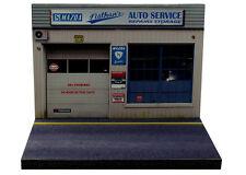Diorama présentoir Mazda - 1/64ème - #3in-2-L-L-005