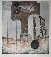 Karl Heinz Hartmann-Oels - Pythia II - Radierung - 1980 - 9/40