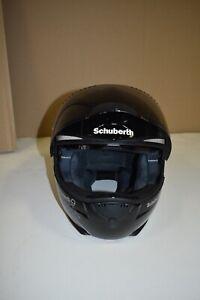 Schuberth C3  Pro  -Schwarz   -Wie Neu  Gr L - 58 / 59