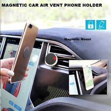 360° Magnetic Rotating Mount Car Air Vent Cell Phone Holder For iPhone Samsung