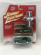 Johnny Lightning MUSTANG 1969 Shelby GT500 - Green 1:64