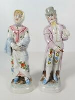 Pair of Conta & Boehme Figurines, Appr.18cm Tall