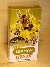 Knox Räucherkerzen Räucherkegel KNOX Lemmon, 113190