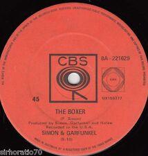 SIMON & GARFUNKEL The Boxer / Baby Driver 45