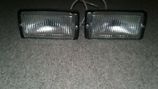 Porsche Bosch 74-83 911 930 Fog Lights Lamps Set Complete