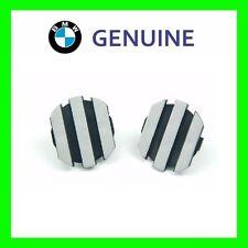NEW GENUINE OEM BMW E46 E39 E36 X5 M3 Engine Cover Cap Clip 2pcs 11121726089