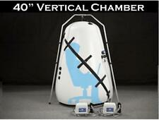 Most Affordable 43 inch Vertical Hyperbaric Oxygen Chamber Finance Free Shipping