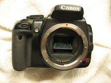 CANON EOS DIGITAL  REBEL XTI CAMERA W/STRAP (MADE IN JAPAN)