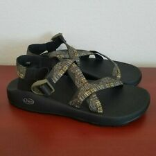 Chaco Z1 Classic Sport Strap Buckle Sandals Patched Beech J105785 Men's Size 13