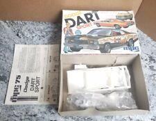 Vintage MPC 1/25 Dodge Dart Sport 1974 Original Kit 1-7510 3 n 1 3 Versions Read
