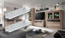 LED clip Glaskantenleuchte/LED Einbauleuchte 2er Set Kunst Warmweiß