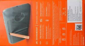 Motorola MotoMods JBL SoundBoost Powerful Stereo Speaker - Black
