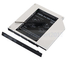 2nd HDD SSD Hard Drive IDE TO SATA Caddy for MacBook Pro 2006 2007 2008 UJ-857D