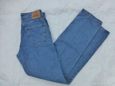 MENS LEVIS 550 RELAXED FIT JEANS SIZE 32x35.5 #M1096