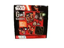Ravensburger Star Wars 6 in 1 Games Episode 7 The Force Awakens - Board Games