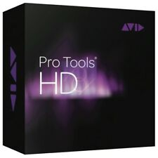 Avid Pro Tools HD Ultimate Perpetual License, no ilok