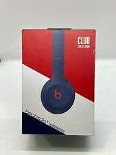 Beats Solo3 Club Collection On Ear Wireless Headphones  Club Navy