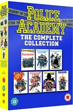 Police Academy Complete collection 1-7 box set Region 4