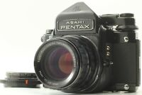 [ N MINT ] PENTAX 6x7 67 TTL Mirror UP + SMC Takumar 105mm f2.4 from Japan